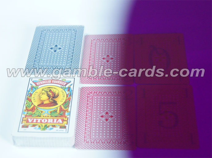 Fournier NO.1 marked cards