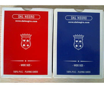 Dal Negro Ramino San Siro Playing Cards