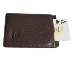 Exchange cards purse